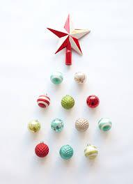 diy ornament clusters