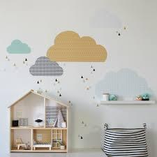 Ikea Schlafzimmer F Kinder Ikea Hack Gleich 2x Passend Im Kinderzimmer Wolken Wandtattoos