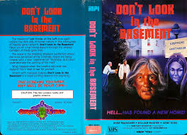basement of ghoulish decadence don u0027t look in the basement 1973