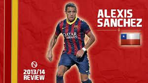 alexis sanchez youtube alexis sanchez goals skills assists barcelona 2013 2014 hd