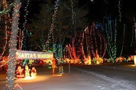 how long are christmas lights holiday light show jellystone park in caledonia wi