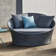 canape d exterieur design canapé rond d extérieur palermo design trigano store