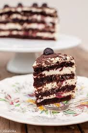 black forest cake just got darker moodier and tastier dark