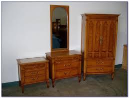 Vintage Mid Century Modern Bedroom Furniture Bedroom  Home - Antique mid century modern bedroom furniture