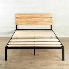 Japanese Bed Frames Picturesque Platform Bed Frame Platform Bed Frame Plans Howtoist