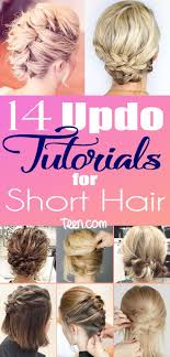 directions for easy updos for medium hair best 25 fine hair updo ideas on pinterest updos for fine hair