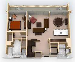 Disney Boardwalk Villas Floor Plan Breakdown Of Disney Vacation Club Rooms On Disney Pix