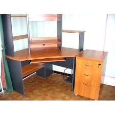 conforama bureau monaco bureau d angle conforama bureau 135 cm monaco coloris chane