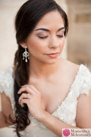 traditional bridal hairstyle nicole u0027s bridal sessions traditional u0026 indian moments and