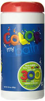 color my bath color changing bath tablets 300 piece ebay