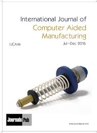 international journal of computer aided manufacturing vol 2 issue 2
