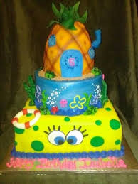 spongebob cake ideas spongebob squarepants birthday cake ideas best 25 spongebob birthday