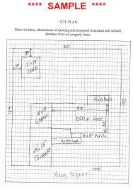Electrical Floor Plan Sample Basement Plans For Permit Basement Decoration