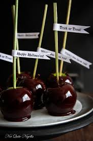 black toffee apples not quite nigella