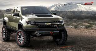 chevy colorado silver chevrolet colorado zr2 gm authority