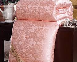 light pink down comforter ns luxury linens duvets covers and sets