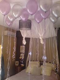 balloon decoration for wedding anniversary at home wedding