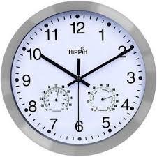 silent wall clocks 10 cool wall clocks