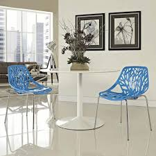 High Back Brown Leather Dining Chairs Stencil Furniture Ideas Shapely Molded Dining Chairs Contemporary