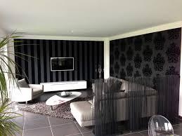 Schlafzimmer Schwarzes Bett Welche Wandfarbe Tapete Schwarz Weiß Schlafzimmer Dekoration Und Interior Design
