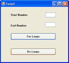 visual basic for loop vb net chapter 4 an introduction to loops in vb net