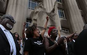 activists clergy warn of u0027mass disruption u0027 if ex st louis cop is