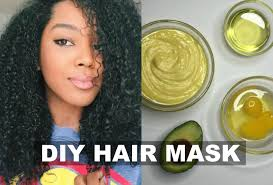 diy hair mask strength conditioning u0026 growth natural hair