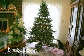 Snow Flocking For Christmas Trees by Texasdaisey Creations How To Add Snow Flocking To A Christmas Tree