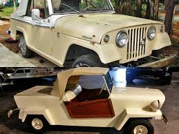 willys jeepster commando jeep commando and