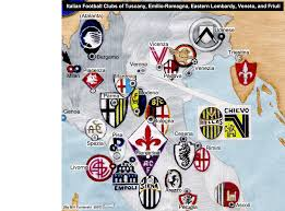 Genoa Italy Map by Italy Billsportsmaps Com