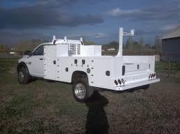 2011 Ford F250 Utility Truck - installation gallery