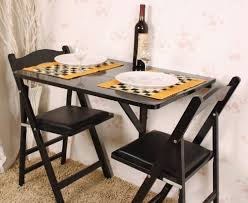 Small Folding Dining Table Foldable Dining Table With Chairs Big Function Of Folding