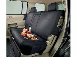 honda crv seat cover 2016 2017 honda pilot lx ex only 2nd row seat covers