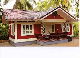 900 square feet 2bhk kerala low budget home design for 10 lack
