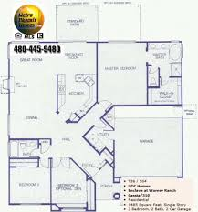 warner ranch tempe floor plans warner ranch estates tempe az 85284