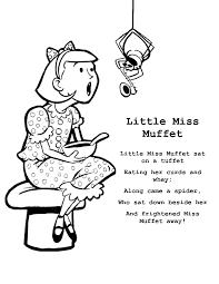 miss muffet clipart 64