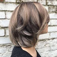 brown haircolor for 50 grey dark brown hair over 50 50 balayage hair color ideas for 2017 to swoon over fashionisers