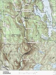 Kayak Map Farmington River Canoe U0026 Kayaking Map North