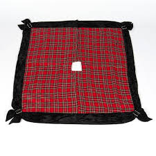 plaid tree skirt by selections by chaumont free