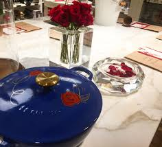 Le Creuset Disney Beauty And The Beast Soup Pot By Le Creuset At Williams Sonoma