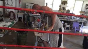 vlog grim returns to an indy wrestling ring youtube