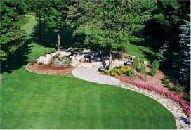 landscaping ideas for backyard paths the garden inspirations