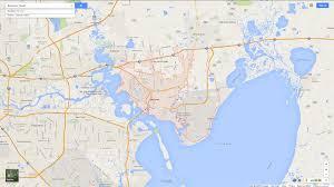 Midland Texas Map Baytown Texas Map