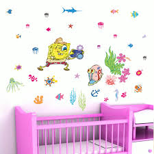 cheap wall stickers ireland special offer wall decals sponge bob wall decal
