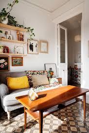 canapé petit salon aménager un petit salon côté maison