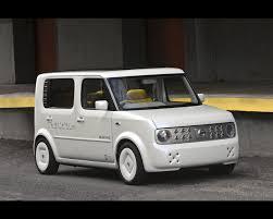 cube nissan denki cube electric car concept 2008