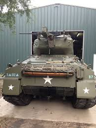 light armored vehicle for sale for sale running and driving restored sherman m4a2e8