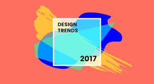 2017 Design Trends | graphic design trends for 2017