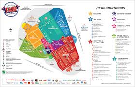 County Map Of Los Angeles by Fair Map For The La County Fair 2017