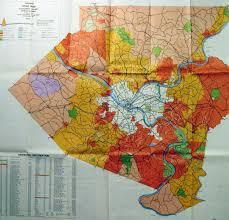 Pittsburgh Pa Map 1970 U0027s Road Maps Of Pennsylvania